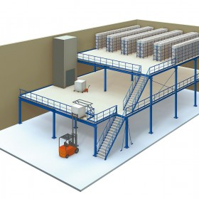 mezzanine floors_column1
